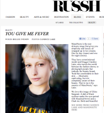 Russh Magazine, http://www.russhmagazine.com/blogs/beauty/you-give-me-fever/