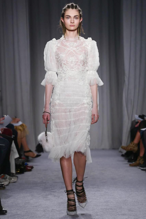 Marchesa, Ready to Wear, Fall Winter, 2014, New York